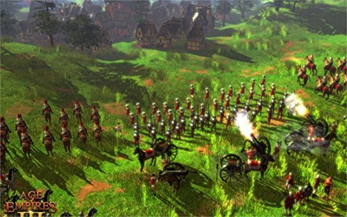 Age Of Empires Iii Game Canvas Poster Print 24X36
