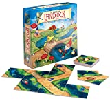 Gamewright the Legend of Landlock, the Mythical Map Strategy Game