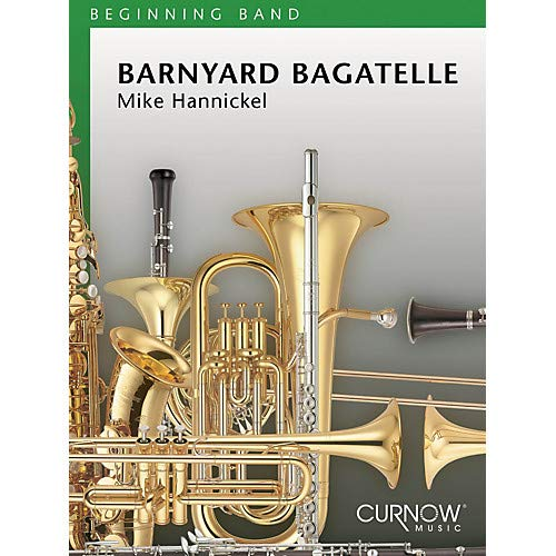 Barnyard Bagatelle (Grade 1 - Score and Parts) Concert Band Level 1 Composed by Mike Hannickel