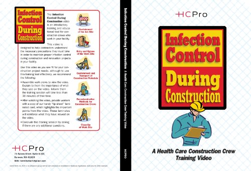 Infection Control During Construction: A Health Care Construction Crew Training