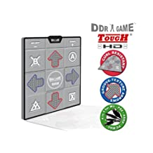DDR Game Tough Super Deluxe Dance Pad for PC/ Wii/ PS2/ PS1/ Xbox