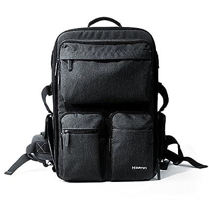 Amazon.com   Matin Clever 250 Urban Casual Dslr Camera Backpack Charcoal  Grey   Electronics