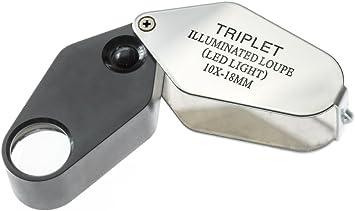 JEWELER/'S LOUPE TRIPLET 10x-18mm
