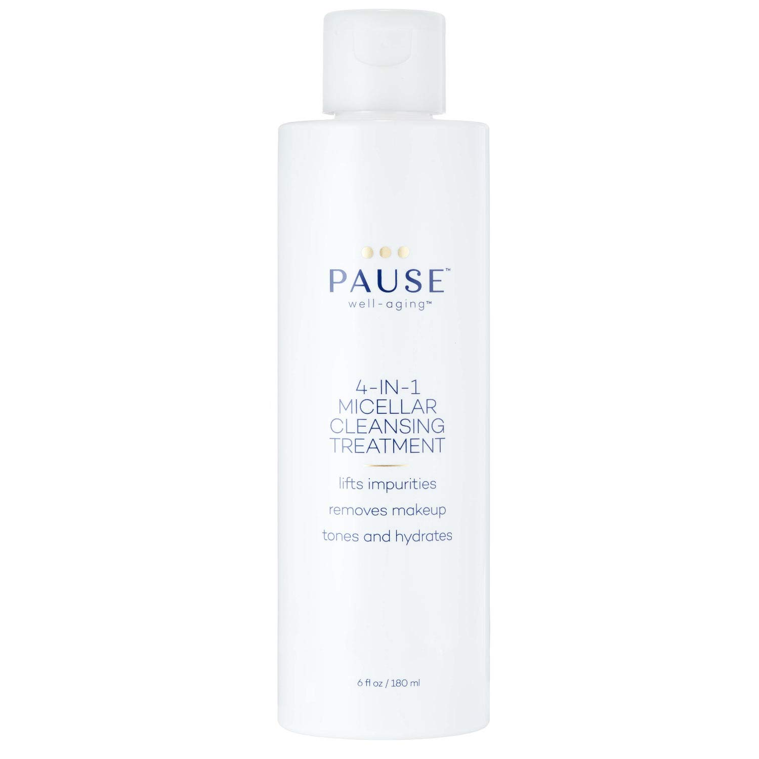 Pause 4-in-1 Micellar Cleansing Treatment