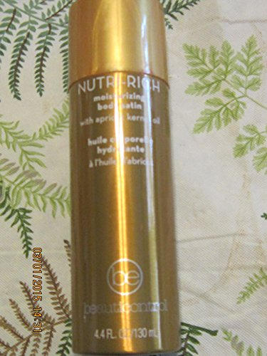 Satin Body Oil (Beauticontrol Nutri-rich Moisturizing Body Satin)
