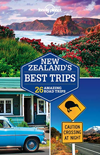 Lonely Planet New Zealand's Best Trips (Travel Guide) (Travel Ideas The Best Day Trips)