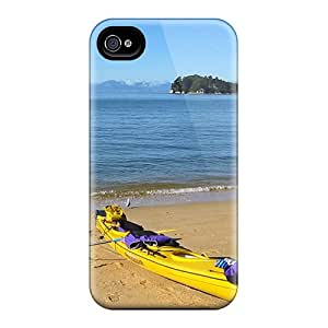 Excellent Design Landscapes Beach Seas Kayak Abel Cases Covers For Iphone 6
