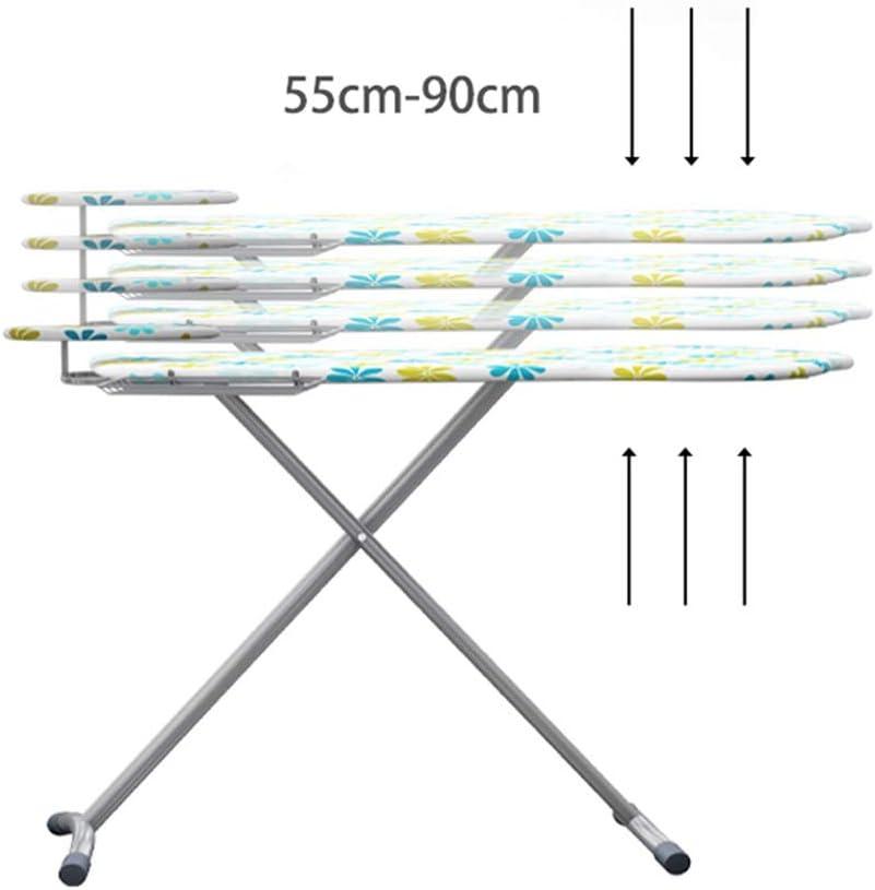 Minmin MM Planche à Repasser, Renforts de Levage Pliables, épaississement, Planche à Repasser, Planche à Repasser antipoussière, Articles ménagers Fer (Color : A) B