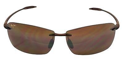 415cabecda21 Maui Jim Sunglasses - Lighthouse / Frame: Rootbeer Lens: Polarized HCL  Bronze