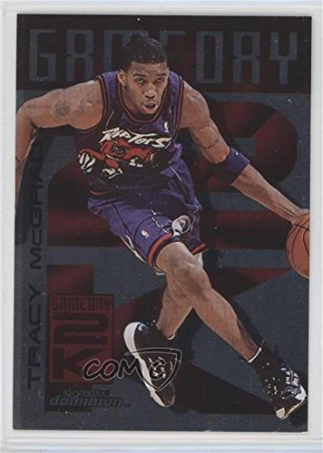 (Tracy McGrady (Basketball Card) 1999-00 Skybox Dominion - GameDay 2K #17)