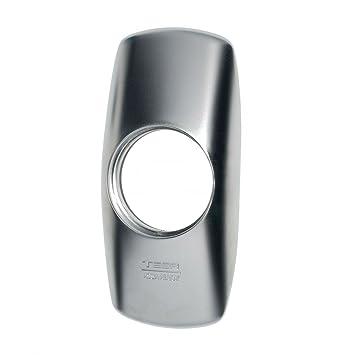 Tesa Assa Abloy EMB855CM - Escudo embellecedor, Cromo Mate: Amazon.es: Bricolaje y herramientas