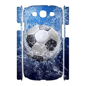 Case Of Football Customized Hard Case For Samsung Galaxy S3 I9300 by icecream design