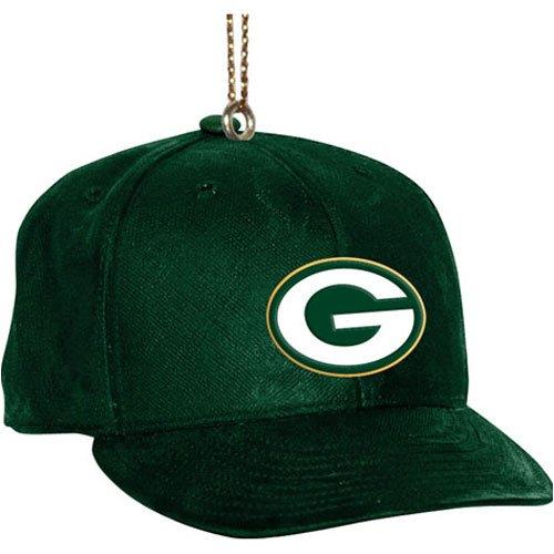 The Memory Green Bay Packers Baseball Cap Christmas Tree ...