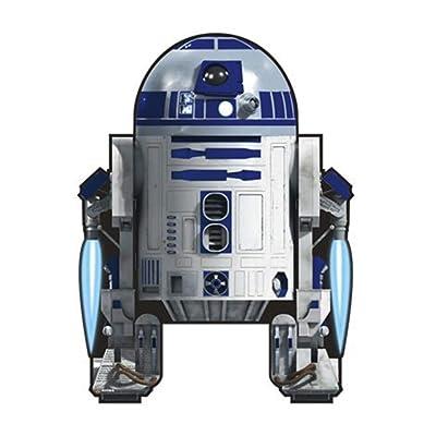 Star Wars Deluxe Nylon 32 R2-D2 Kite: Toys & Games