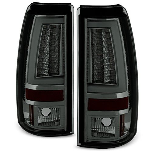 03 silverado tail lights - 9