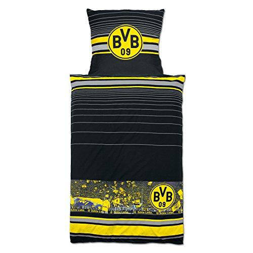 Borussia Dortmund Linon Bettwäsche Fanbrodüre