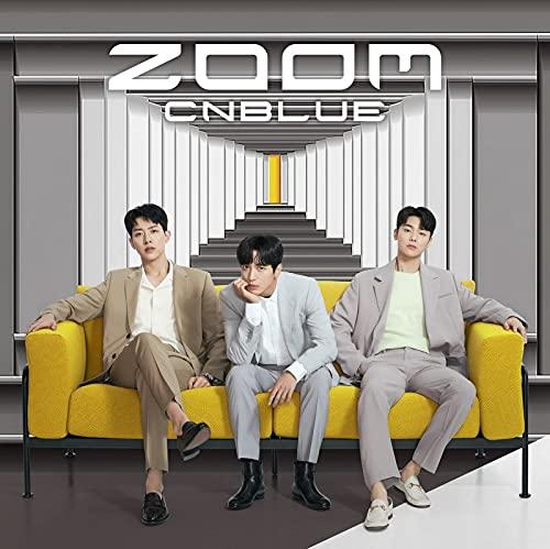 [2021년 6월 23일 발매 예정] CN BLUE - ZOOM (통상반) (메가 자케 포함)