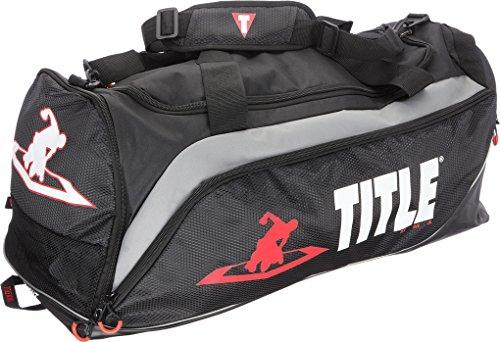 TITLE MMA Intensity Super Sport Bag ae94246e58567