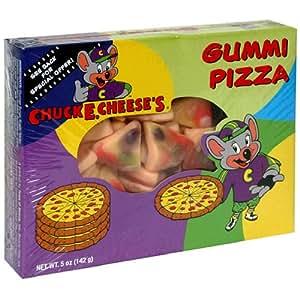 Amazon.com : Taste of Nature Chuck E. Cheese Gummi Pizza