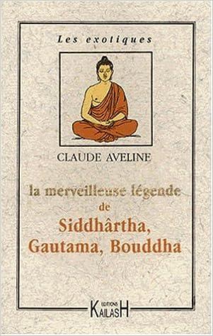 Merveilleuse Légende de Siddharta pdf
