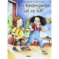 Im Kindergarten ist es toll!