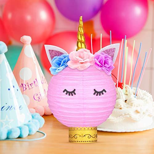 Unicorn Birthday Party Decorations Unicorn Table Centerpiece