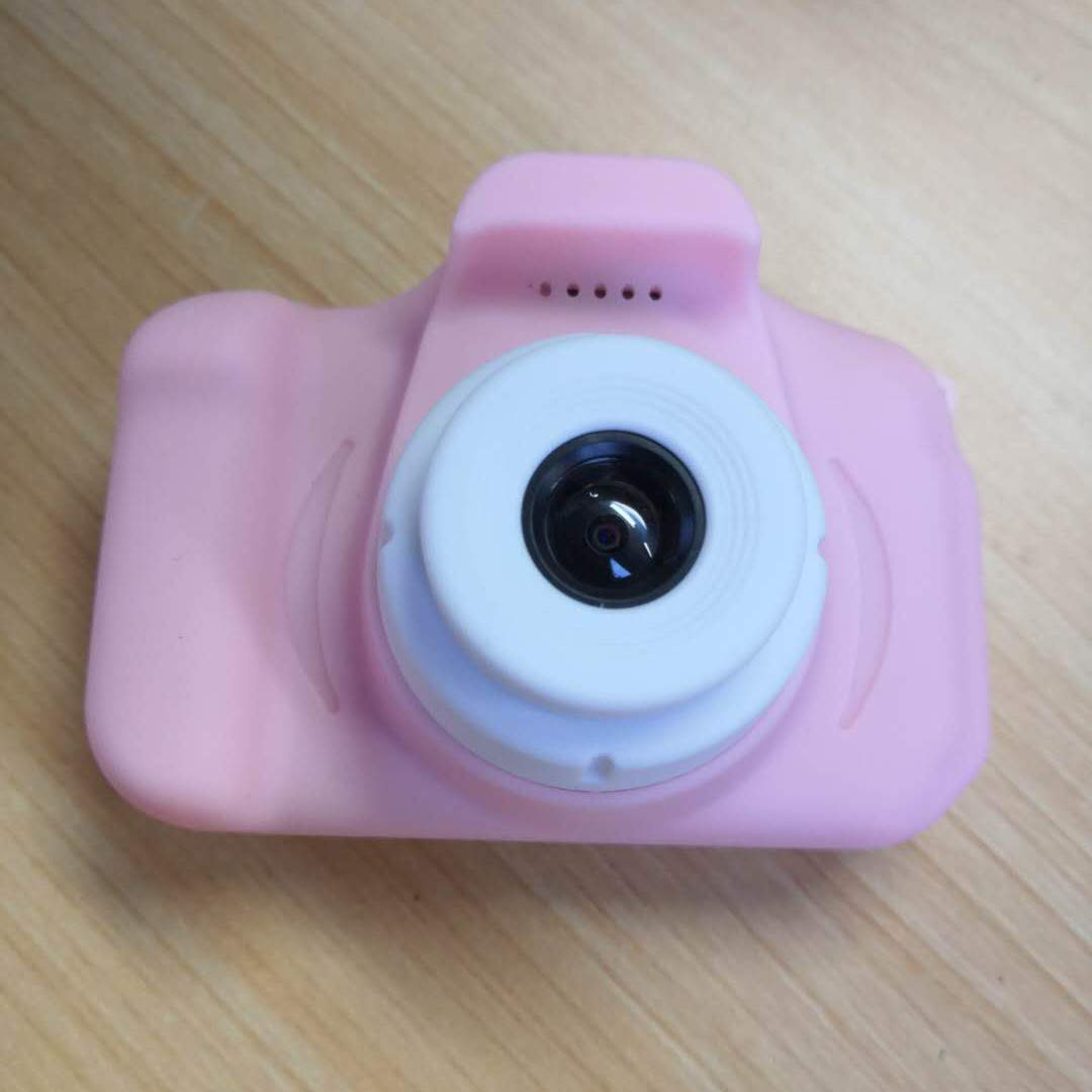 RONSHIN Kids Camera, HD Children Camera Cartoon Digital Mini Video Camcorder Motion Camera Toy ·Û by RONSHIN