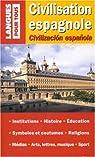 Civilisation espagnole par Régnier