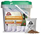 Formula 707 Digestive Health Equine Supplement, Daily Fresh Packs, 28 Day Supply - Probiotics, Prebiotics and Digestive Enzymes for Horses