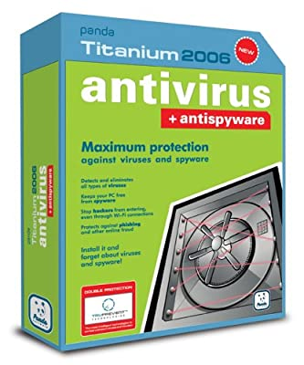 Panda Titanium 2006 Antivirus + Antispyware