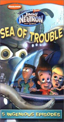 Jimmy Neutron - Sea of Trouble [VHS]