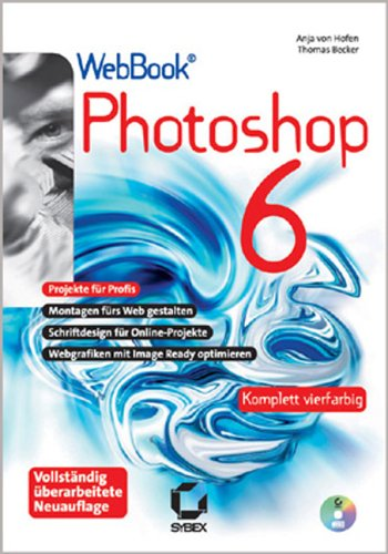 Photoshop 6, m. CD-ROM