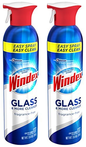 Windex Glass and More Cleaner No Fragrance 13.8 Ounces 2 - More More And Glasses