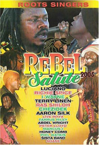 REBEL SALUTE 2005: ROOTS SINGERS