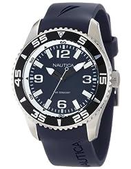 Nautica Men's N11563G NST 07 BOX SET Classic Analog Watch