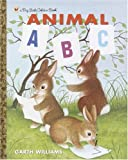 Animal ABC, Golden Books Staff, 0375932097