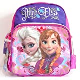 Queen mini backpack and snow Ana [ Children Kids size pink purple purple bag bag Disney ]