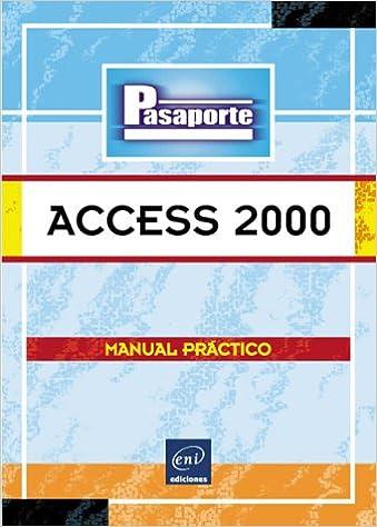 Access 2000: En Preparacion