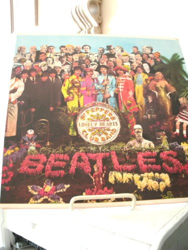 Price comparison product image Sgt. Peppers Lonely Hearts Club Band (LP)
