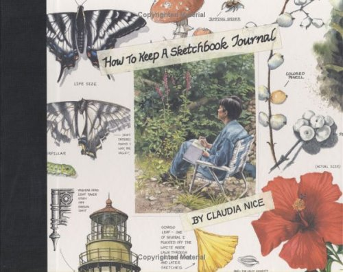 How to Keep a Sketchbook Journal