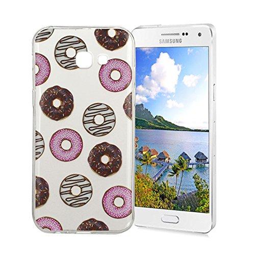 50 opinioni per Cover Samsung Galaxy A5 2017 SM-A520F Silingsan Cover in Silicone TPU per