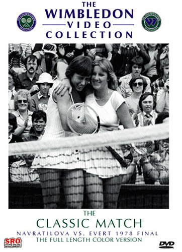Wimbledon 1978 Final - Navratilova vs. Evert