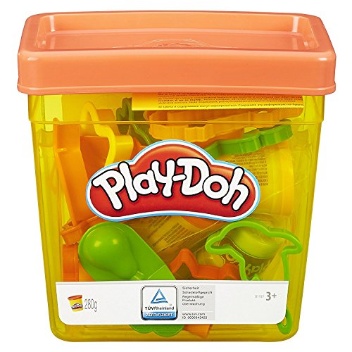 Play-Doh Fun Tub - Pack of 6 by Play-Doh P