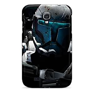 Galaxy S4 Case Cover Skin : Premium High Quality Star Wars Commander Case