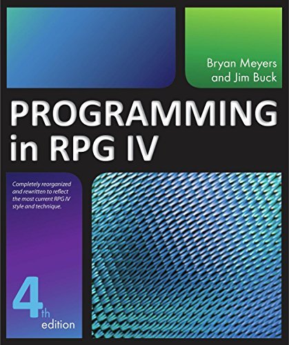 Programming Cookbook IV (Kingsley Manufacturing)