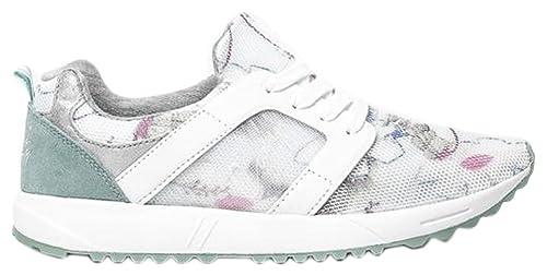 Coolway Tahir - Zapatillas para Mujer, Color Verde, Talla 36: Amazon.es: Zapatos y complementos