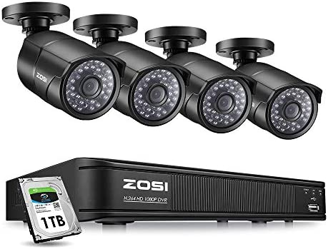 ZOSI Security Recorder 1920x1080p Surveillance product image