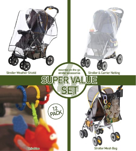 J is for Jeep Stroller Essential Accessories Starter Kit by Jeep (Image #3)