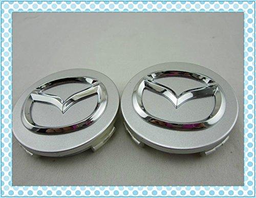 new-4pcs-mazda-gray-center-wheel-caps-chrome-emblem-56mm-hub-cap-logo-set-of-4
