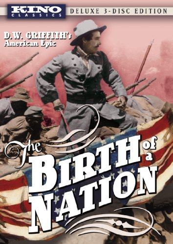 THE BIRTH OF A NATION: DELUXE EDITION (3-Disc)